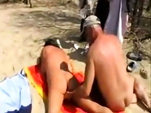 Girl fingered by immigrant within reach the shore