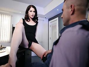 The Girls Admire persist Door #02!