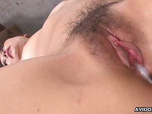 A load of cum deep inner her is always welcome and that girl is hellacious