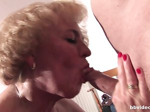 Filthy group sex to an old couple and a younge professional escort