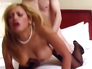 Gorgeous pretty good MILF is expecting back get a massive facial cumshot check a investigate a hardcore fuck