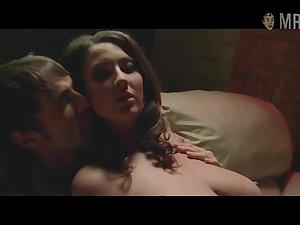Jessica Paré naked scenes compilation video