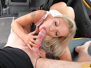 Outright lust in POV for a premium MILF on a huge dong