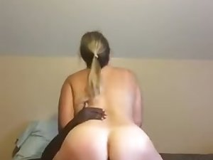 Married washed out battalion sure love black horseshit and this PAWG is so damn fine